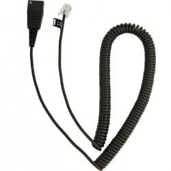 Jabra - 8800-01-37 auricular / audfono accesorio Cable