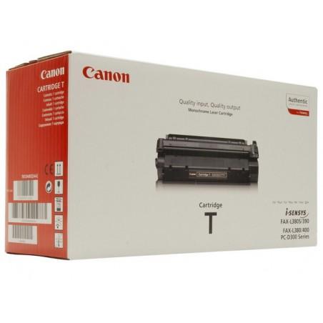 Canon - Toner T Original Negro 1 piezas