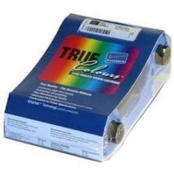 Zebra - TrueColours Resin - blue - f P310f cinta para impresora 1000 pginas