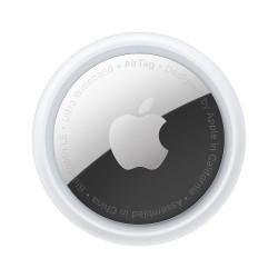 Apple - AirTag Bluetooth Plata Blanco