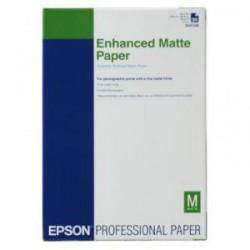 Epson - Enhanced Matte Paper DIN A3 192 g/m 100 hojas