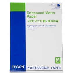 Epson - Enhanced Matte Paper DIN A2 192 g/m 50 hojas