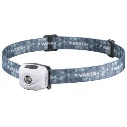 Varta - ULTRALIGHT H30R Blanco Linterna con cinta para cabeza LED