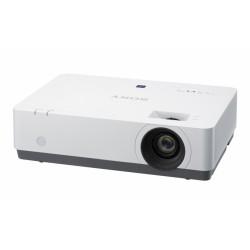 Sony - VPL-EX455 videoproyector Proyector para escritorio 3600 lmenes ANSI 3LCD XGA 1024x768 Negro Blanco