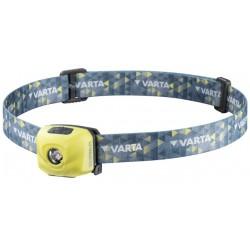 Varta - OUTDOOR SPORTS ULTRALIGHT H30R Cal Linterna con cinta para cabeza LED