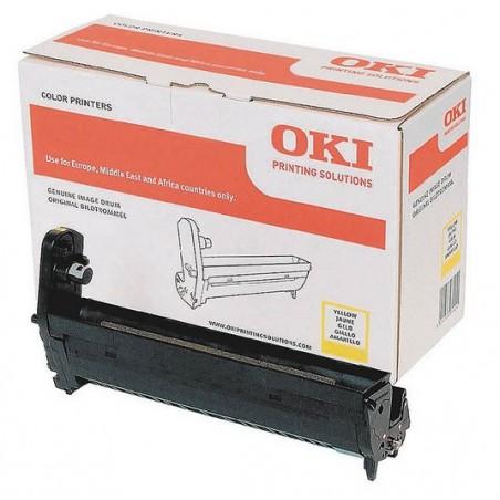 OKI - Yellow image drum for C5650/5750 tambor de impresora Original