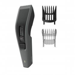 Philips - HAIRCLIPPER Series 3000 Cortapelos con cuchillas metlicas autoafilables