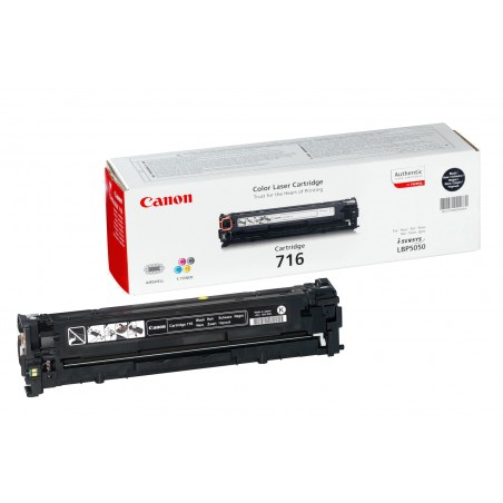 Canon - Cartridge 716 Black Original Negro 1 piezas