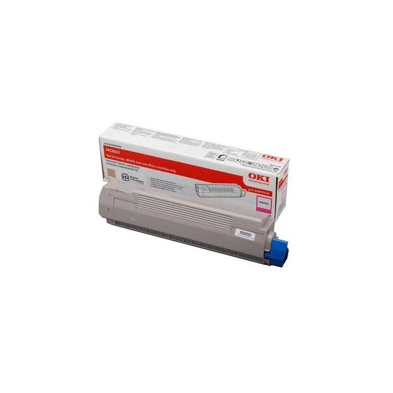 OKI - 44059210 cartucho de tner Original magenta 1 piezas