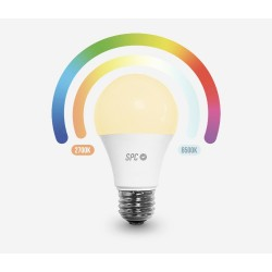 SPC - Aura 800 lmpara LED 10 W E27 A