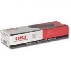 OKI - Black Ribbon Cartridge