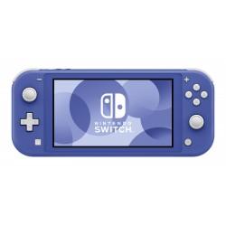 Nintendo - Switch Lite videoconsola porttil 14 cm 55 32 GB Pantalla tctil Wifi Azul