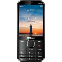 MaxCom - Classic MM330 3G 813 cm 32 110 g Negro