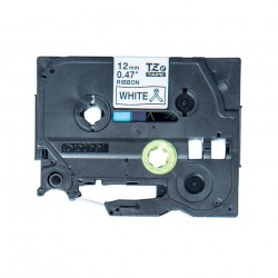 Brother - TZE-R231 cinta para impresora de etiquetas Negro sobre blanco