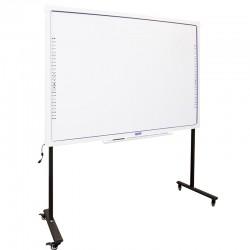iggual - IGG314388314364 pizarra y accesorios interactivos 208 m 82 Pantalla tctil Gris Blanco USB