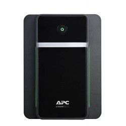 APC - BX2200MI sistema de alimentacin ininterrumpida UPS Lnea interactiva 2200 VA 1200 W 6 salidas AC