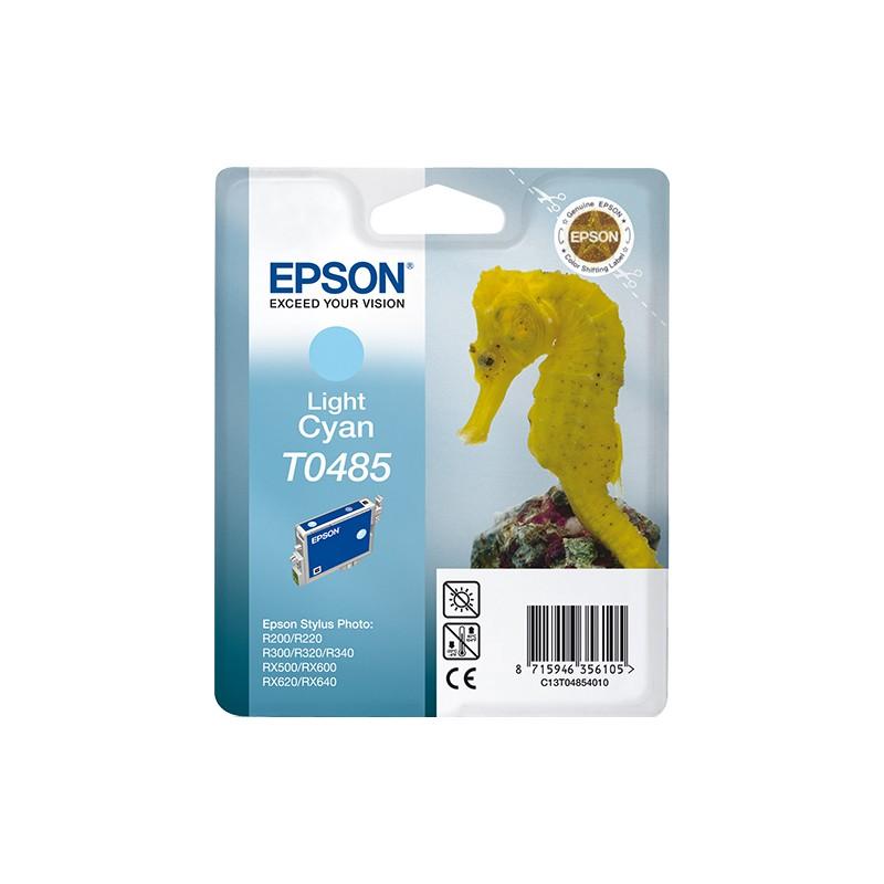 Epson - Seahorse Cartucho T0485 cian claro