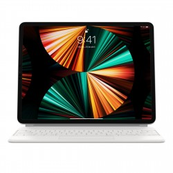 Apple - MJQL3Y/A teclado para mvil Blanco QWERTY Espaol