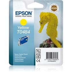 Epson - Seahorse Cartucho T0484 amarillo