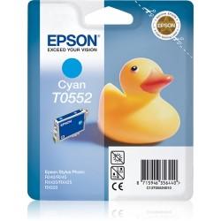 Epson - Duck Cartucho T0552 cian