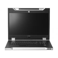Hewlett Packard Enterprise - LCD8500 1U UK Rackmount Console Kit consola de rack 47 cm 185 1600 x 1200 Pixeles