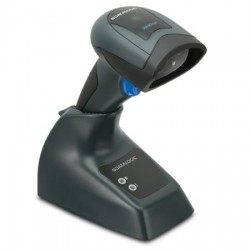 Datalogic - QuickScan Mobile QM2430 Lector de cdigos de barras porttil 2D Negro - QM2430-BK-433K1