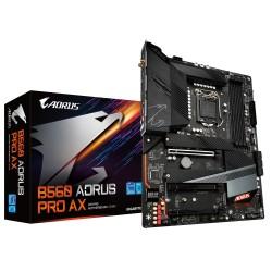 Gigabyte - B560 AORUS PRO AX placa base Intel B560 LGA 1200 ATX