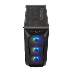 Cooler Master - MasterBox TD500 ARGB Midi Tower Negro
