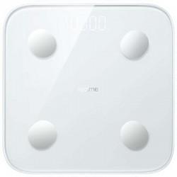 realme - Smart Scale Rectngulo Blanco Bscula personal electrnica