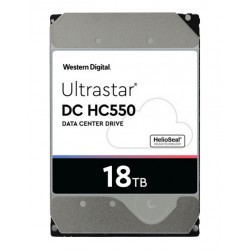Western Digital - Ultrastar DC HC550 35 18000 GB Serial ATA III