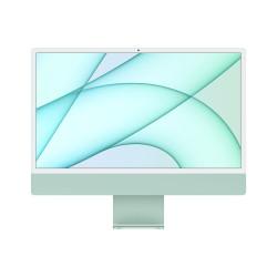 Apple - iMac 61 cm 24 4480 x 2520 Pixeles Apple M 8 GB 256 GB SSD PC todo en uno macOS Big Sur Wi-Fi 6 80211ax Verde