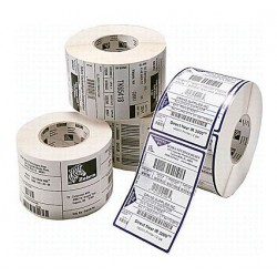 Zebra - PolyE 3100T Blanco Etiqueta para impresora autoadhesiva - 3011700