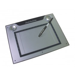 Aiptek - Media Tablet 10000 U tableta digitalizadora 4000 lneas por pulgada USB