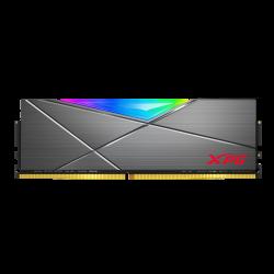 ADATA - ADATA XPG SPECTRIX 16GB X1 DDR4 3600MHZ TUNGSTEN GREY