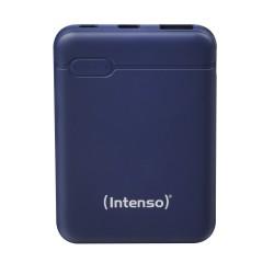 Intenso - XS5000 batera externa Polmero de litio 5000 mAh Azul