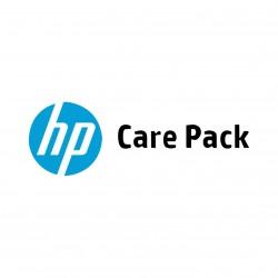 HP - Servicio  ret sop defect 3 aos sig da lab in situ viaje slo para porttiles - UJ336E