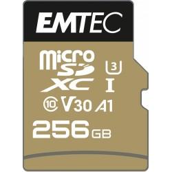Emtec - SpeedIN Pro memoria flash 256 GB MicroSDXC UHS-I Clase 10