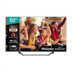 Hisense - 50 A7GQ 127 cm 50 4K Ultra HD Smart TV Wifi Negro Gris