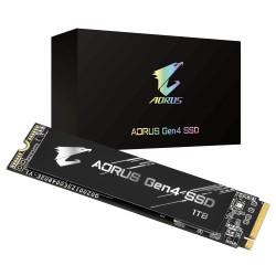 Gigabyte - GP-AG41TB unidad de estado slido M2 1000 GB PCI Express 40 3D TLC NAND NVMe