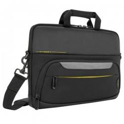 Targus - City Gear maletines para porttil 356 cm 14 Maletn Negro
