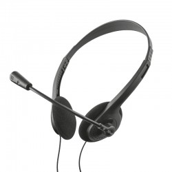 Trust - HS-100 Auriculares Diadema Conector de 35 mm Negro