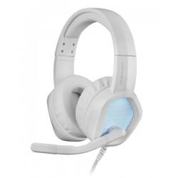 Mars Gaming - MH320 Auriculares Diadema Conector de 35 mm USB tipo A Blanco