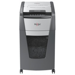 Rexel - AutoFeed 225M triturador de papel Microcorte 55 dB 23 cm Negro Gris