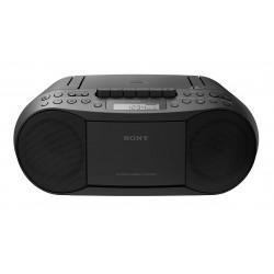Sony - CFD-S70 Reproductor de CD porttil Negro