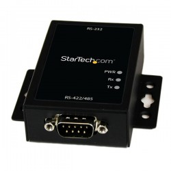 StarTechcom - Conversor Adaptador Serie RS232 a RSS422 y RS485 - Puerto Serial DB9 Proteccin Electrosttica 15KV