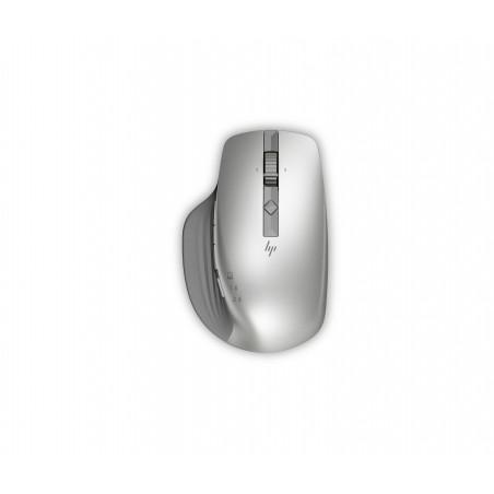 HP - Silver 930 Creator ratn mano derecha Bluetooth 3000 DPI
