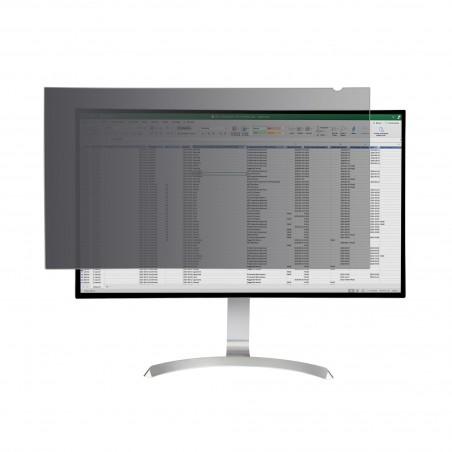 StarTechcom - PRIVSCNMON32 filtro para monitor Filtro de privacidad para pantallas sin marco 813 cm 32