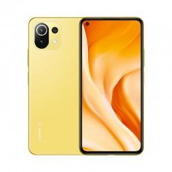 Xiaomi - MI 11 LITE 5G 166 cm 655 Ranura hbrida Dual SIM MIUI 12 USB Tipo C 8 GB 128 GB 4250 mAh Amarillo