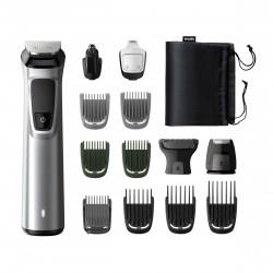 Philips - MULTIGROOM Series 7000 Cara cabello y cuerpo 14 en 1 con 14 herramientas - MG7720/15