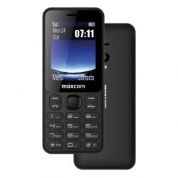 MaxCom - Classic MM247 61 cm 24 95 g Negro Telfono bsico